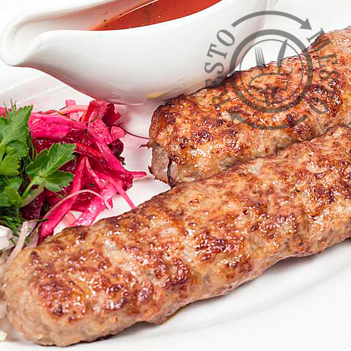 люля кебаб из курицы рецепт с фото